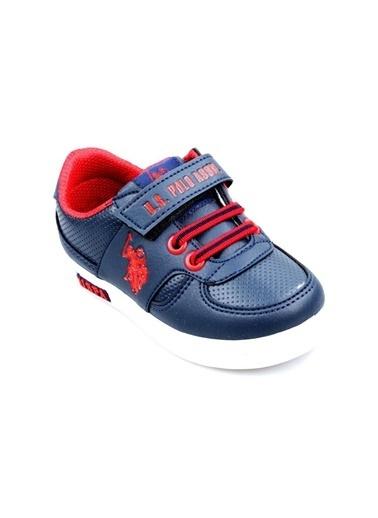 U.S. Polo Assn. Cameron Erkek Çocuk Günlük Sneaker Ayakkabı Lacivert